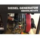 "Elektros generatorius ""Herkmann"" 6,5KW"