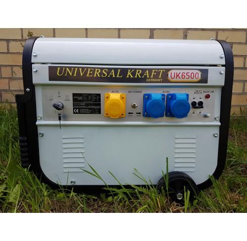Elektros generatorius Universal Kraft 2,8KW