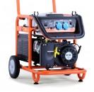 Elektros generatorius Fuxtec FX-SG3800