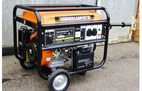 "Elektros generatorius ""Armour&Danforth"""