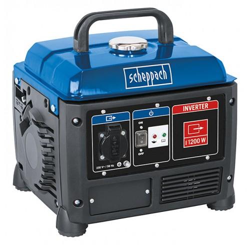 Inverterinis elektros generatorius Scheppach 1,2KW